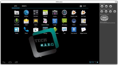 Android Emulator For Windows by 5 Best Android Emulators For Windows 8 1 8 7 Xp Tech Garg