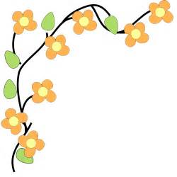 Flower Borders Free Clip Art - free daffodil clip art borders clipart best