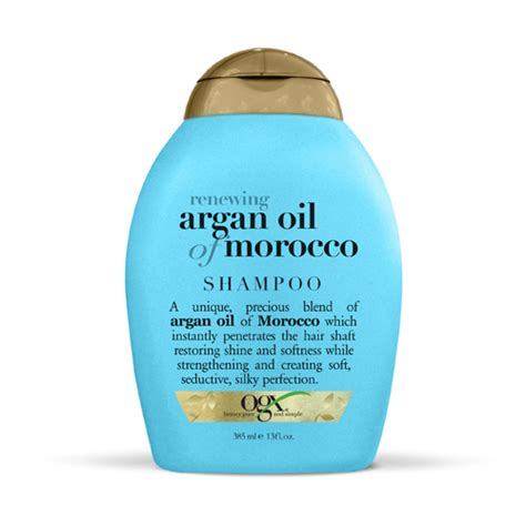 Who Owns Bed Bath And Beyond Ogx Moroccan Argan Oil Shampoo 13 Oz