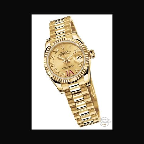 Rolex 3395 Gold rolex datejust oyster perpetual 179178 83138