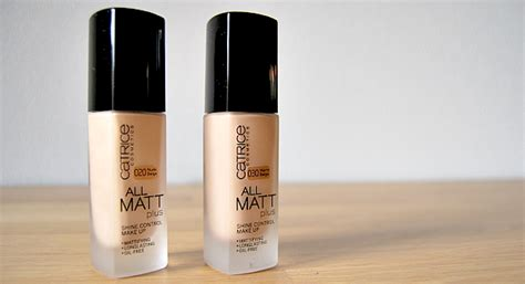 all matt plus catrice catrice all matt plus foundation beautylab nl