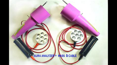 scantenna aura scanner lecher antenna demo atsuman