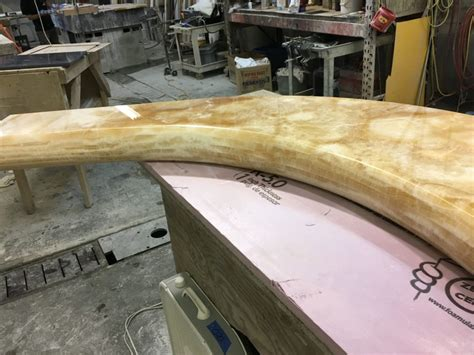 Onyx Bar Top by The Of An Onyx Bar Top Homchick Stoneworks