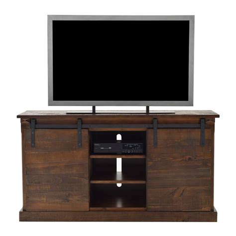Tv Stand For 50 Inch Tv by Barn Tv Stand El Dorado Furniture