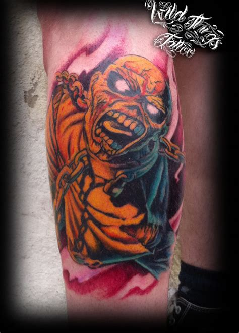 ironclad tattoos iron maiden tattoos www imgkid the image kid has it