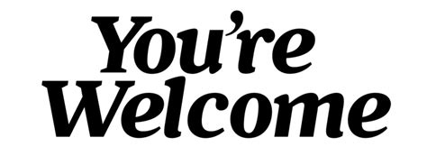 you re you re welcome black text photos images photos pictures