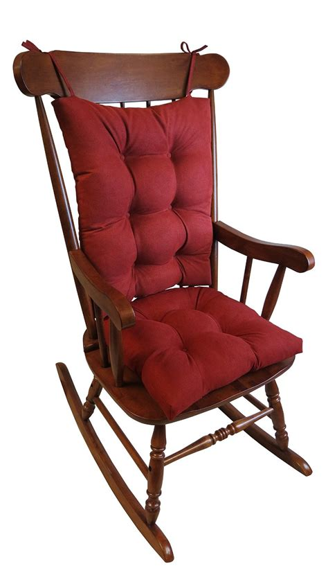 Cushioned Rocking Chair by Best Rocking Chair Cushions 2018 Best Rocking Chairs