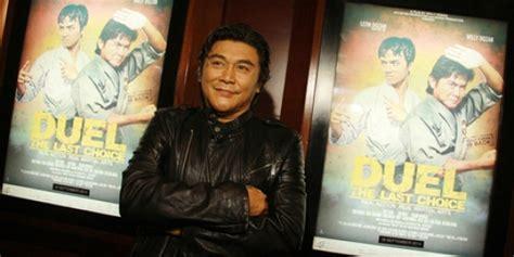 film terbaru willy dozan tak pandang bulu sang anak pun kena semprot willy dozan