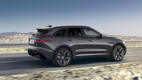 jaguar f pace black 2017 jaguar f pace designer edition review top speed