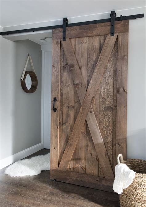 Lowes Barn Door Best 25 Barn Door Closet Ideas On Sliding Barn Doors Bathroom Barn Door And