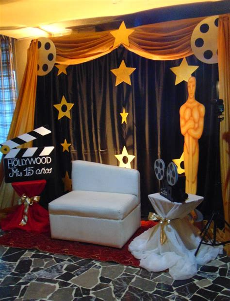 decoraciones fall para evento vestidos de graduacion las 25 mejores ideas sobre decoraciones de hollywood en
