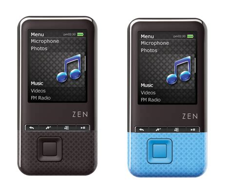 best mp3 player creative zen creative zen style 100 4gb mp3 player creative zen