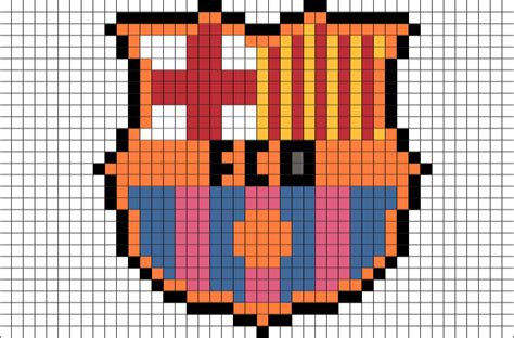 logo barcelona 512x512 pixel pixel barcelona brik