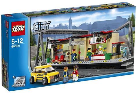 City Set lego city station 60050 summer 2014 set photos preview bricks and bloks