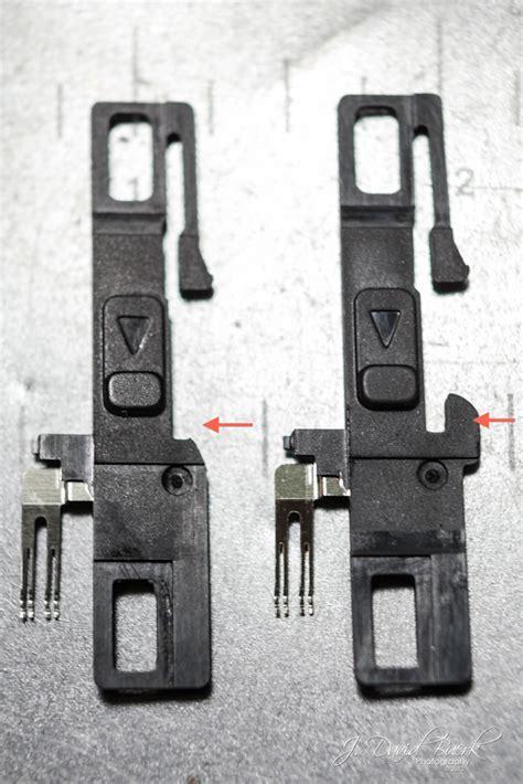 canon eos elan 7 7e replacing a broken door latch