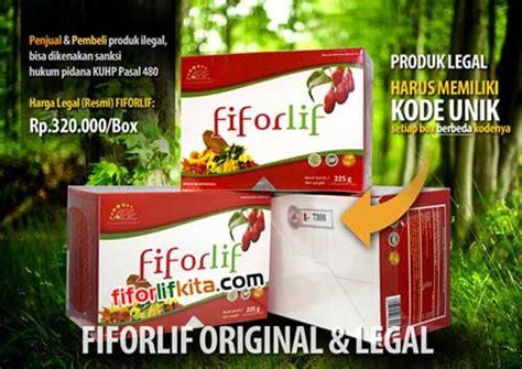Fiforlif Murah Asli distributor resmi jual produk fiforlif garansi asli harga