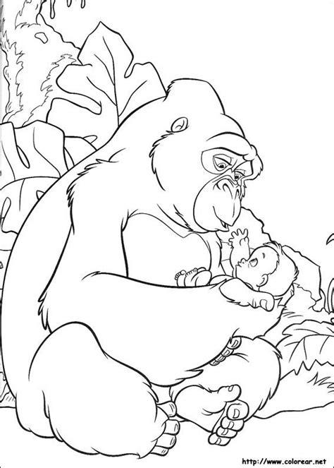 coloring pages extinct animals dibujos para colorear de el libro de la selva