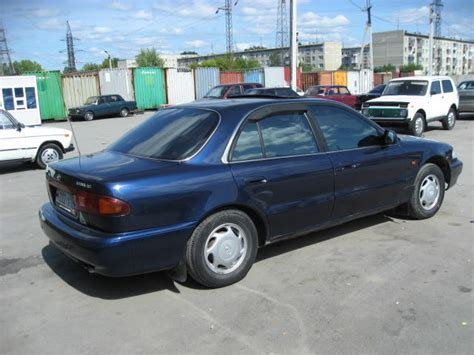 how to work on cars 1994 hyundai sonata transmission control 1994 hyundai sonata photos 2 0 gasoline ff manual for sale