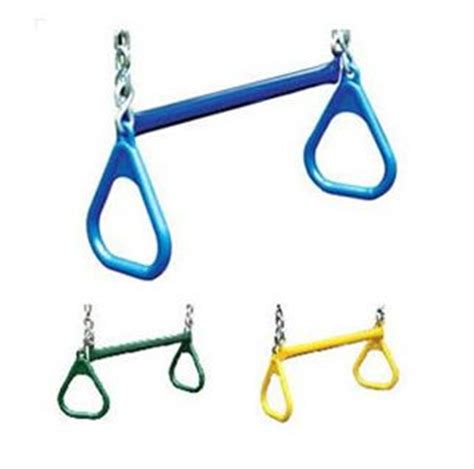 rings for swing set trapeze bar with rings by gorilla playsets review