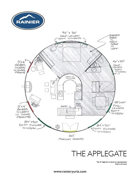layout plans be sure to ask for a custom yurt plan when you order your
