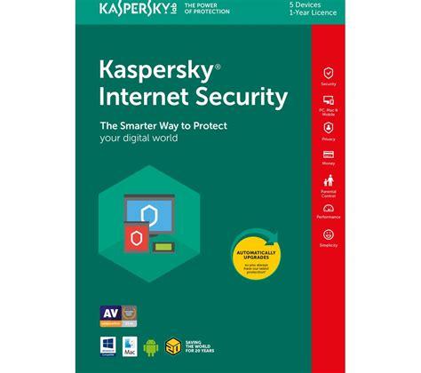 Anti Virus Kaspersky Security 5 Devices 1 Tahun Murah kaspersky security 2018 1 year for 5 devices deals pc world