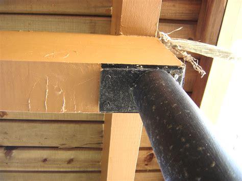 Carport Support Post modusmodern restoring metal carport posts