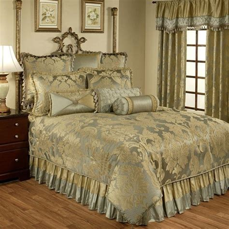 ca king comforter sets austin horn duchess california king comforter set