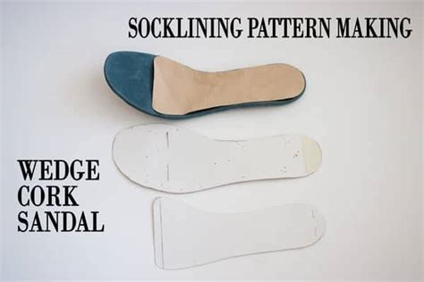 pattern making free online course wedge cork sandals course shoemaking courses online