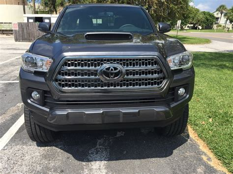 dupli color shadow dupli color shadow chrome trd sport grill tacoma world