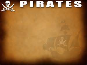 pirate template powerpoint template adobe education exchange