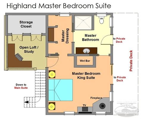 master bedroom suite floor plans pin by mcbride on projects to try
