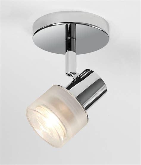 Bathroom Spot Lighting Chrome Adjustable Single Spot Light For Bathrooms
