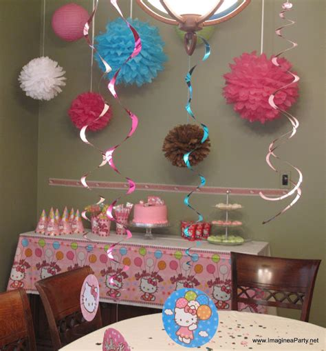 kitty birthday themes imagine a party hello kitty party