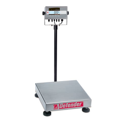bench scale experiment ohaus defender 174 5000 hybrid