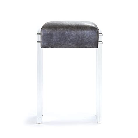 acrylic counter chairs zentique acrylic counter stool