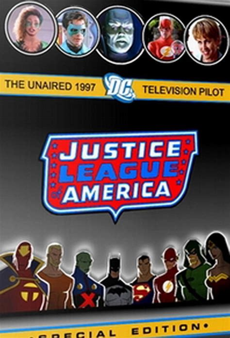 film justice league of america justice league of america 1997 posters the movie