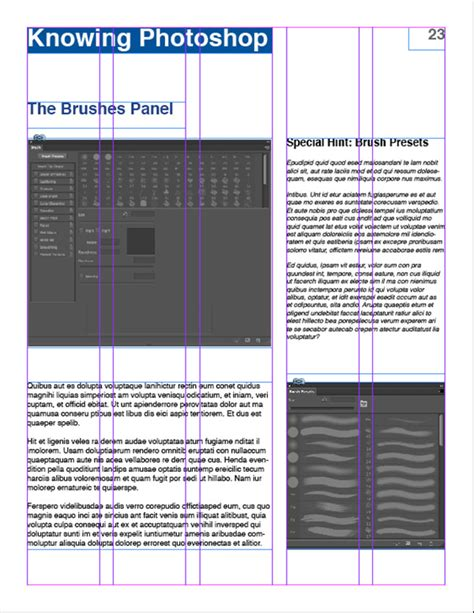 page layout design grid www pixshark com images making great designs using grids designfestival