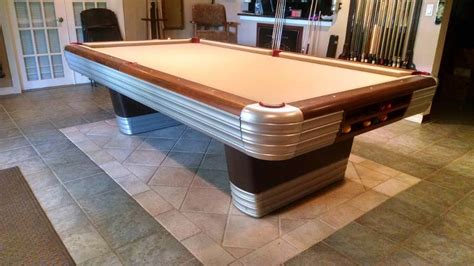 brunswick masterpiece pool table brunswick balke collender centennial pool table for sale