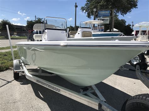 sportsman boats 18 island bay sportsman 18 island bay boats for sale boats