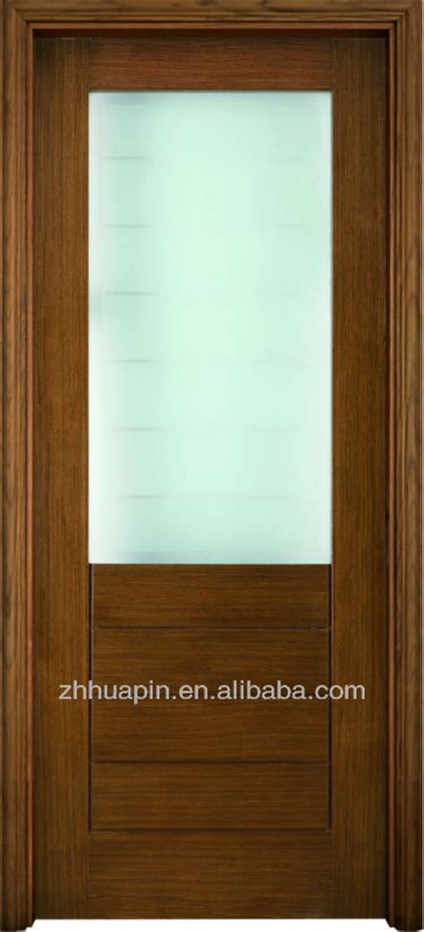 Interior Door With Half Glass by Fancy Fashion Half Glass Interior Wood Doors Buy Half