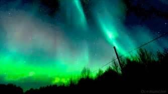 Aurora Landscape Lighting - aurora borealis
