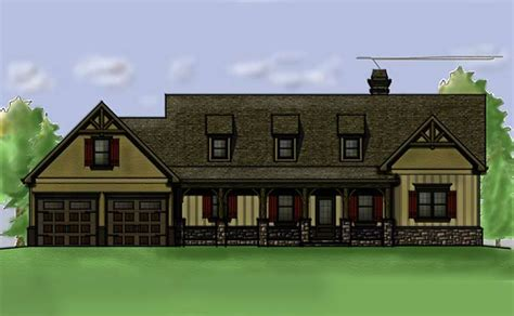 vacation home plans with walkout basement small vacation home plan 4 bedroom floor plan ranch house plan by max fulbright