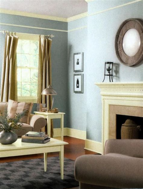 modern wall colors living room modern living room and dining room decorating color schemes with blue wall paint colors