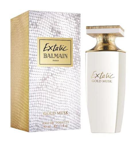 Original Parfum Balmain Extatic Edp 90ml extatic gold musk balmain perfume a new fragrance for 2016