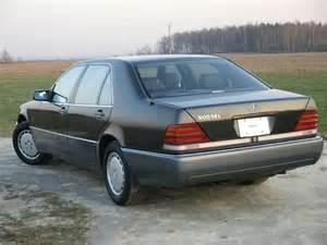 Mercedes Sel 500 Mercedes 500 Sel W140 1991 Sprzedany Gie蛯da Klasyk 243 W
