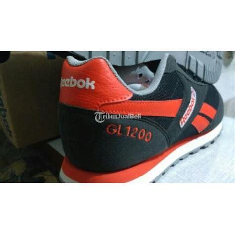 Harga Reebok Gl 1200 sepatu reebok classic warna hitam original murah cirebon