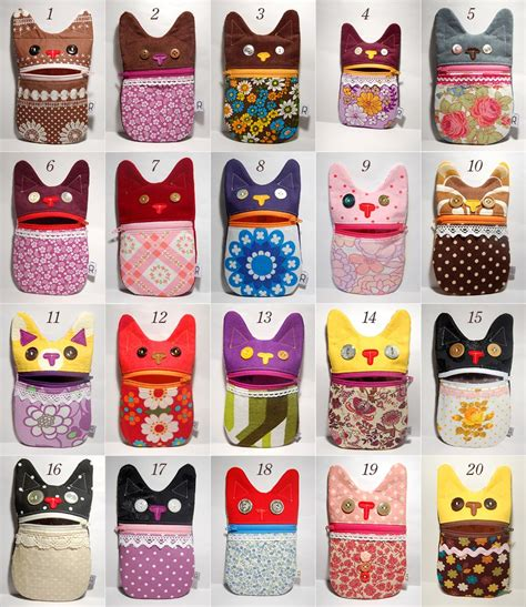 Cat Coin Pouch coin pouch cat wallet bolsas bolsos