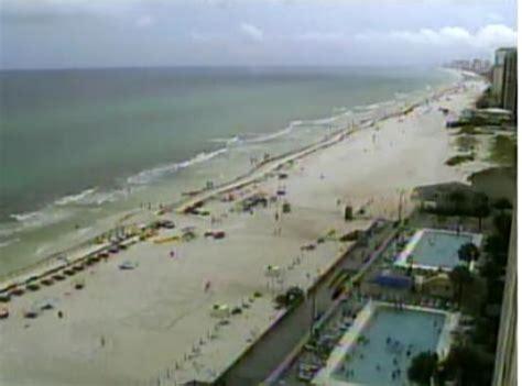 live beach cam live beach webcams panama city beach fl lobster house