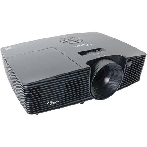 optoma technology s316 svga dlp multimedia projector s316 b h