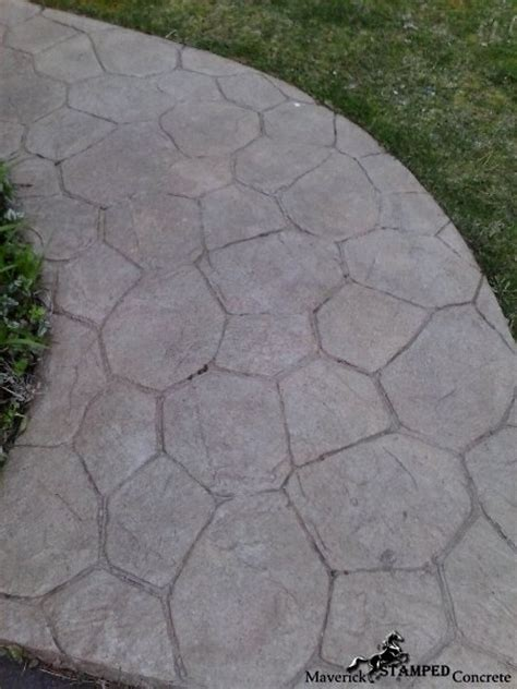 Patios Pictures Concrete Stamping Maverick Stamped Concrete